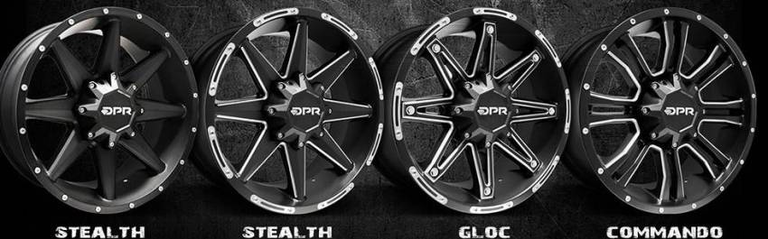 DPR Off-Road Wheels