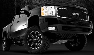 DPR Off-Road Wheels for Trucks