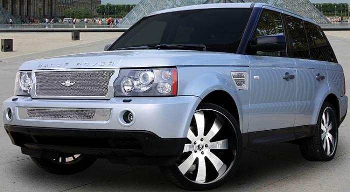 Dresden Grille Kit for Land Rover Range Rover
