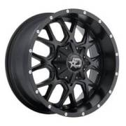 Dropstars 645 Black Wheels
