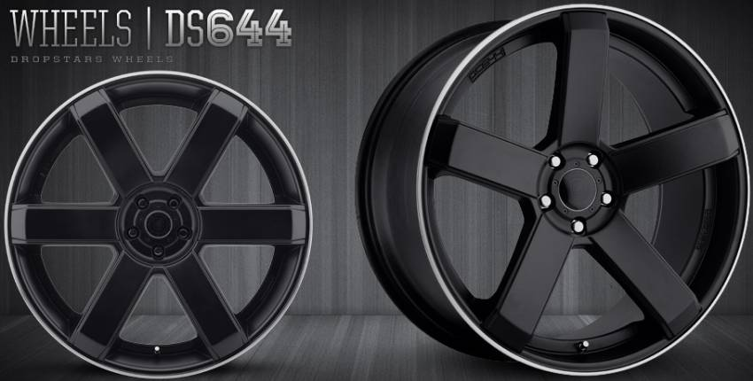 Dropstars DS644 Wheels