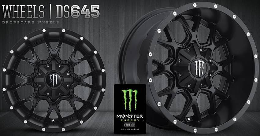 Dropstars DS645 Wheels