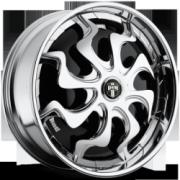 DUB Phenom Spinning Wheels