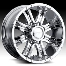 Eagle Alloy Series 197 Chrome