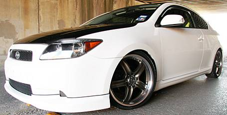 Enkei EM5 Wheels on Scion