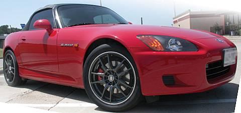 Enkei FLC-01 Wheels on Honda S2000