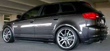 Enkei G5 Wheels on Audi