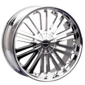 Falken Status Chrome Wheels