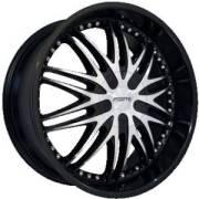 Forte F54 Black Mirror Custom Wheels