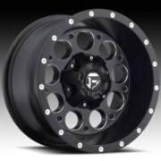 Fuel Revolver 15 Black