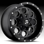 Fuel Revolver Black