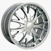 Gazario 564 Chrome Wheel