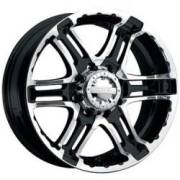 Gear Alloys 713MB Double Pump 8-lug