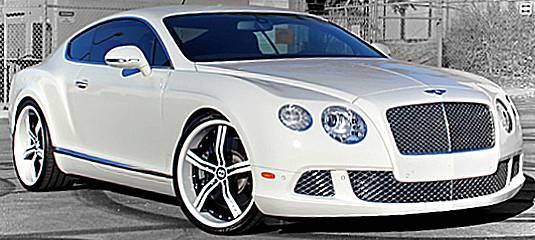 Gianelle Cancun White on Bentley