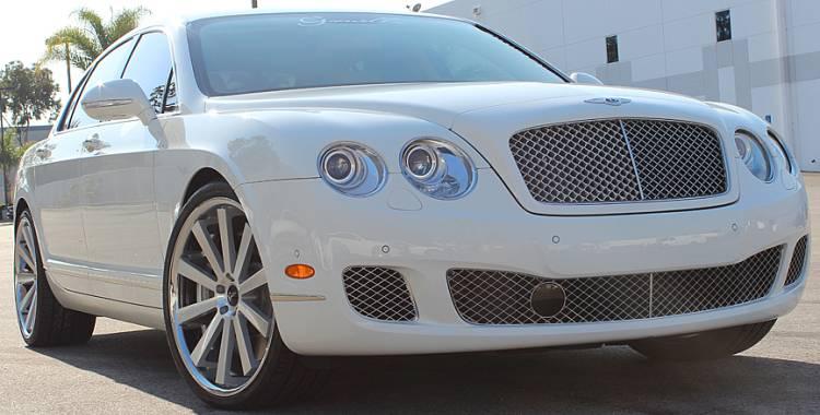 Gianelle Santo-2SS on Bentley