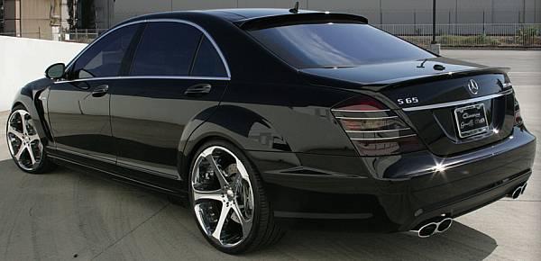 Mercedes S Class Chrome Rims Custom Wheels For Your Mercedes S Class