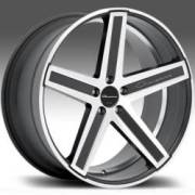 Giovanna Dramuno-5 Black Machined Wheels