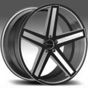Giovanna Dramuno-5 Silver and Black Wheels