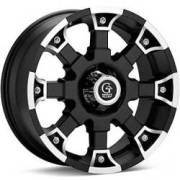 Granite Alloy GV2 Black Machined