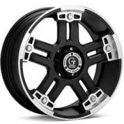 Granite Alloy GV4 Black Machined