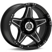Granite Alloy GV5S Black Machined