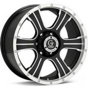 Granite Alloy GV6 Black Machined