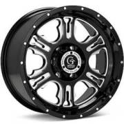 Granite Alloy GV7 Black Milled