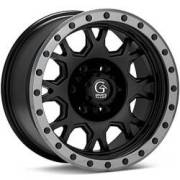 Granite Alloy GV8 Black with Anthracite Lip
