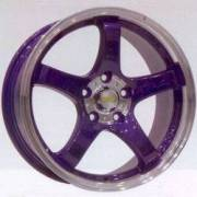 GTR Racing 706 Purple