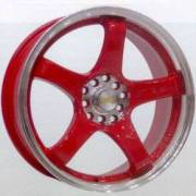 GTR Racing 706 Red