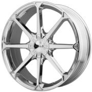 Helo Wheels HE870 Chrome