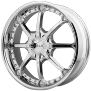 Helo Wheels HE871Chrome