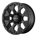 Helo Wheels HE878 Black
