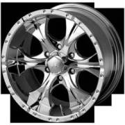 Helo Wheels HE791 Chrome