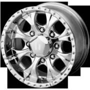 Helo Wheels HE791 Chrome 8-Lug
