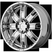 Helo Wheels HE835 Chrome