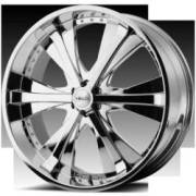 Helo Wheels HE869 Chrome