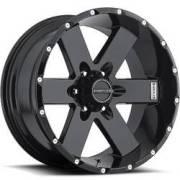 Hostile Moab Asphalt 6-Lug Wheels