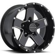 Hostile Moab Blade Cut 5-Lug Wheels