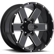 Hostile Moab Blade Cut 6-Lug Wheels