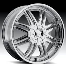 20x8.5 Prime 533 5x4.5 chrome wheels > $599 set!