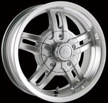 Ion style 12 trailer wheels