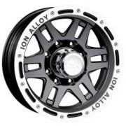 Ion Alloy 133 Black