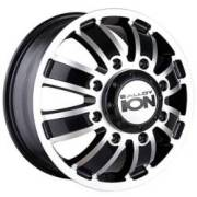 Ion Alloy 166 Dually Machine Black Front