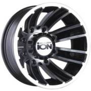 Ion Alloy 166 Machine Black Dually Rear