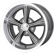 Ion Alloy Style 625 Grey