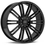 KMC D2 Black