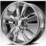 KMC Wheels KM673 Skitch Chrome