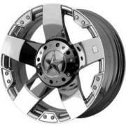 KMC XD Series XD775 Rockstar Chrome