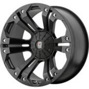 KMC XD Series XD778 Monster Matte Black